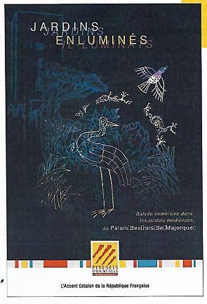 Ballade immersive dans les jardins médiévaux du Palais des rois de Majorque